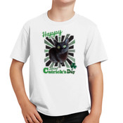 Happy St. Catrick's Day Youth T-shirt