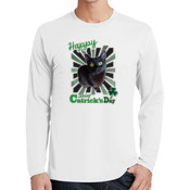 Happy St. Catrick's Day Adult Long Sleeve T-shirt