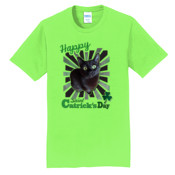 Happy St. Catrick's Day Adult T-shirt